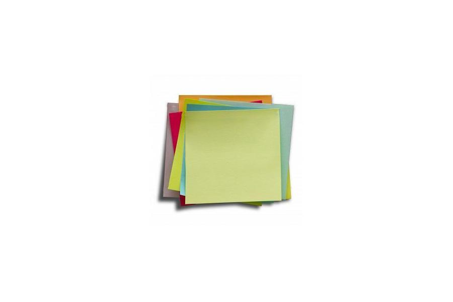 Responsive Sticky Notes